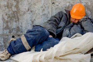 Чаще всего в Латвии нелегально работают граждане Украины и Молдавии.