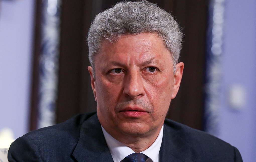 Бойко заявил, что в Москве отстаивал интересы Украины, а не нарушал закон