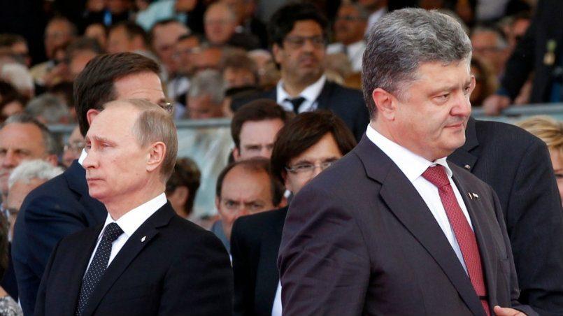 """Порошенко отказался """"варить кашу"""" с Путиным"""