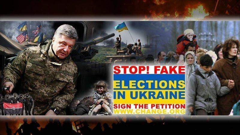 В Европе призвали не признавать предстоящие выборы президента на Украине