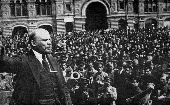 22 апреля 1870 года родился Владимир Ильич Ленин - создатель первого в мире социалистического государства
