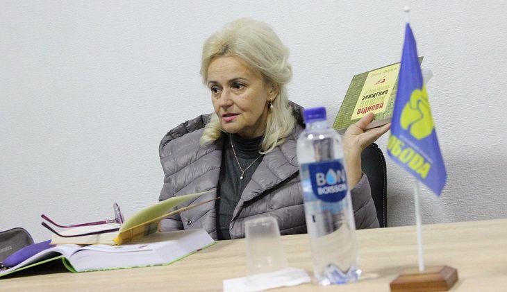 Экс-депутат Рады назвала русскоязычных украинцев «рабами»