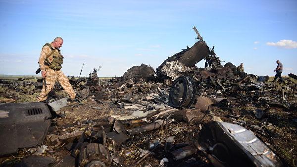Суд на Украине не признал Россию виновной в крушении Ил-76 в Донбассе