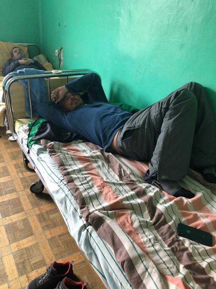 Разборки на Украине: местный бизнесмен избил канадского