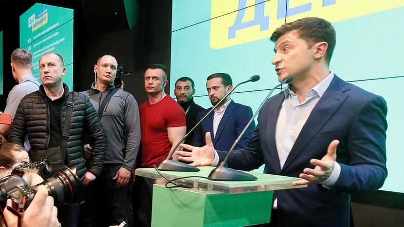 Советник Зеленского пригрозил неожиданным ударом противникам Украины