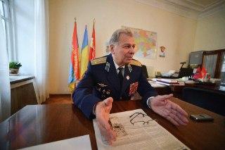 В Киеве выселяют ветеранов ВОВ