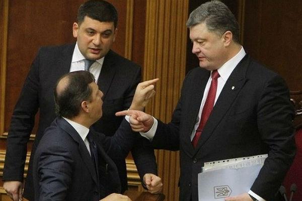СМИ: Порошенко планирует спонсировать партию Ляшко