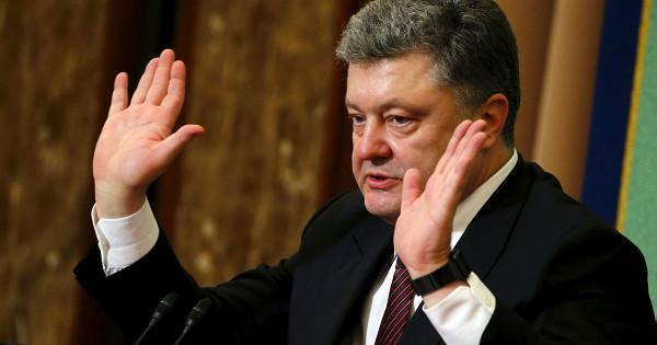 На Украине возбудили новое дело против Порошенко
