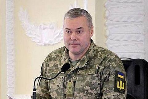 Экс-командующий ООС: на возвращение Донбасса потребуется меньше суток