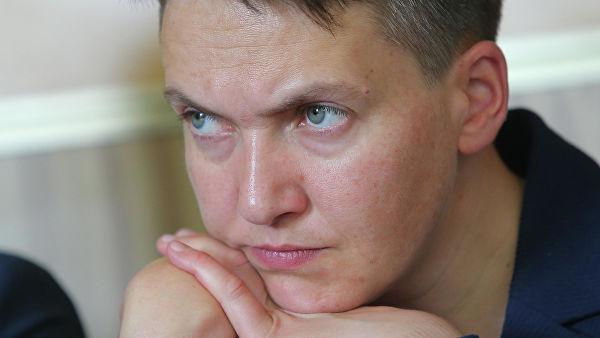 """Либо Третья мировая война, либо """"все-таки мир"""": Савченко высказалась по поводу Донбасса"""