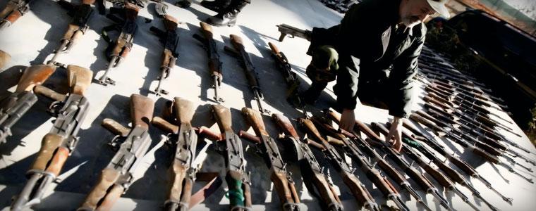 Незаконное оружие на Украине можно выкупить за $2 млрд