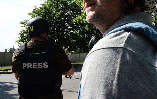 В ДНР заявили о целенаправленном обстреле журналистов со стороны ВСУ