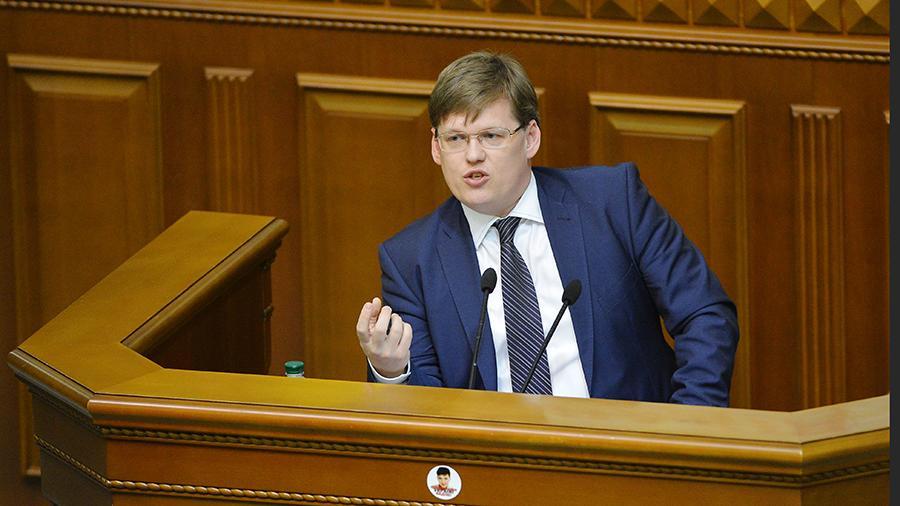 Вице-премьер Украины пригрозил новым властям переворотом