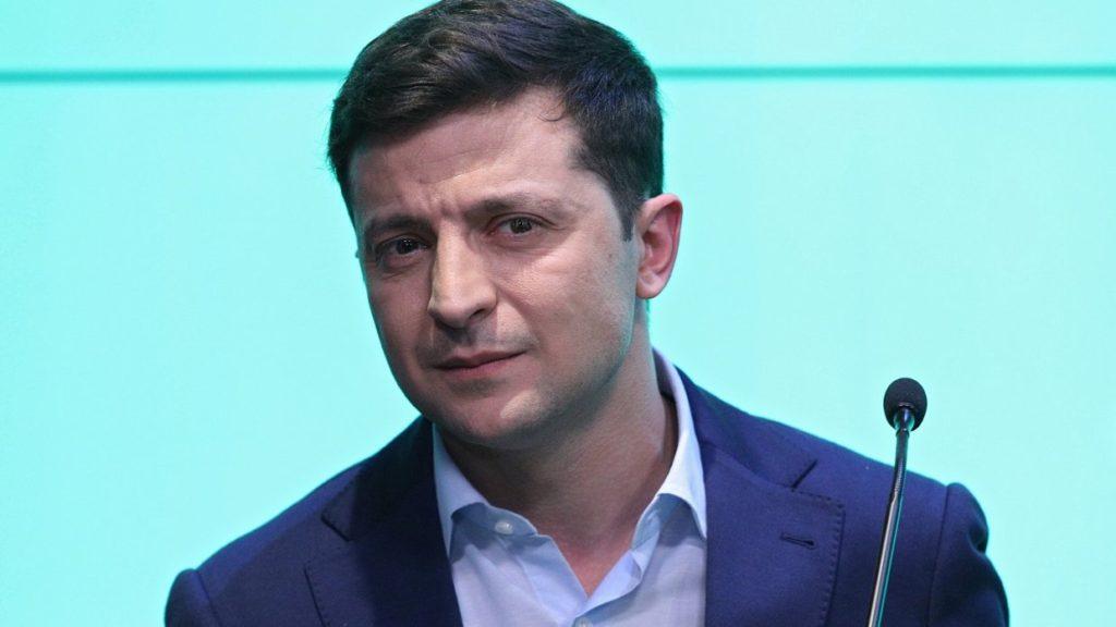 Зеленский в Брюсселе задекларирует неизменность курса Украины на ЕС и НАТО