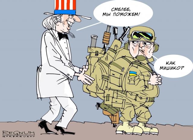 Украина может получить дополнительное летальное оружие