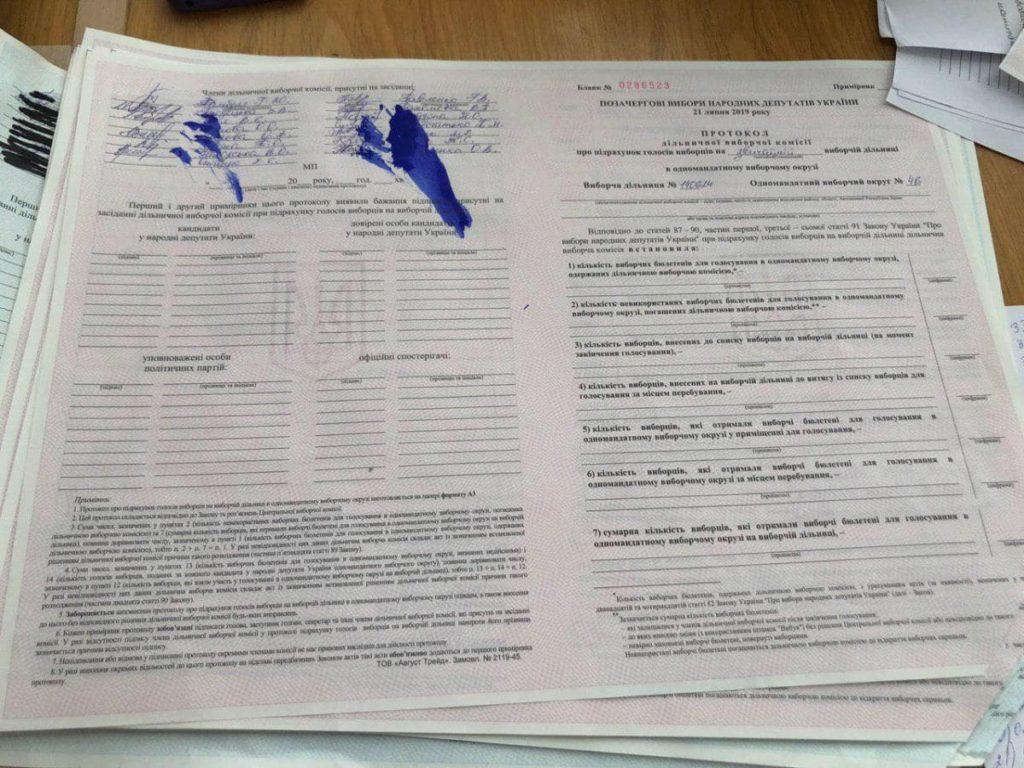 Наблюдатели КИУ зафиксировали первые нарушения на выборах: незаконная агитация и проблемы в работе комиссий
