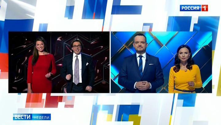 Украинский телеканал отменил телемост с Россией из-за угроз