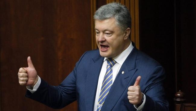 Порошенко назвал годы своего правления «одними из лучших в истории» Украины