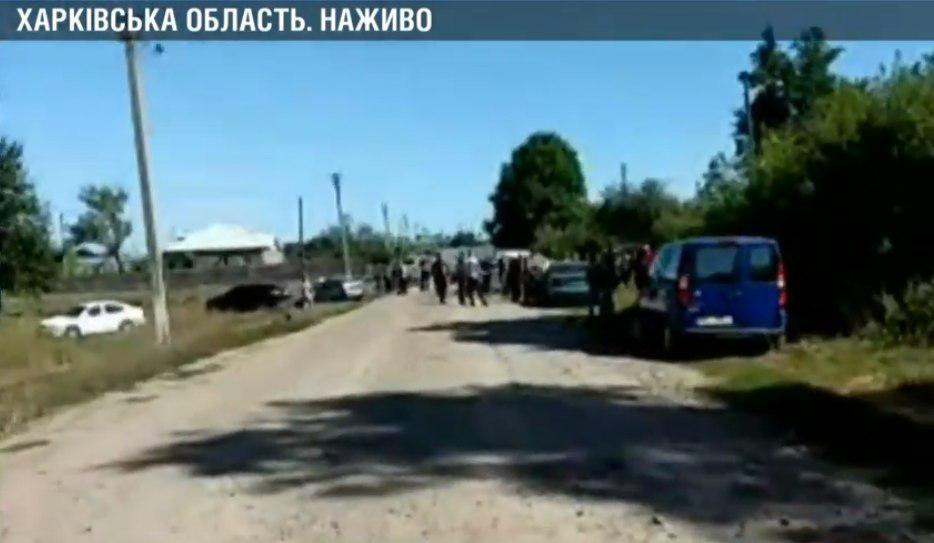 На Украине неизвестные в прямом эфире напали на журналистов