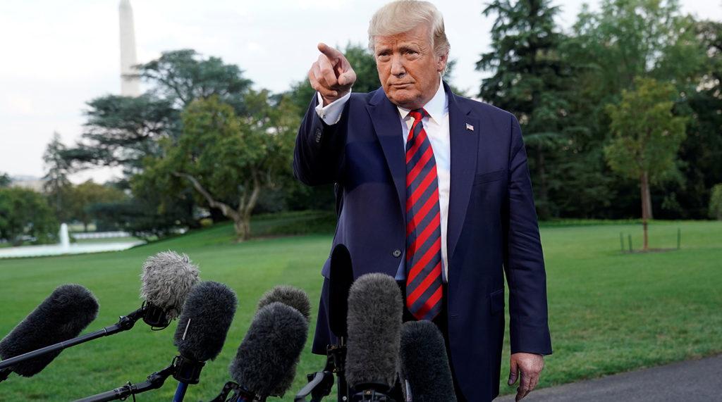 СМИ: Трамп не хочет раздражать Россию из-за Украины