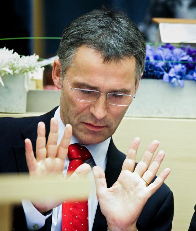 Столтенберг ничего не пообещал Зеленскому насчёт вступления в НАТО
