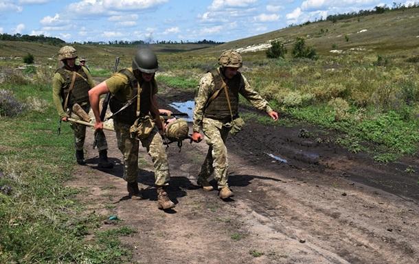 На Украине при перемещении военной техники погиб военнослужащий