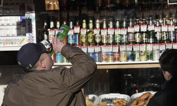 Украина - мировой лидер по суррогатному алкоголю