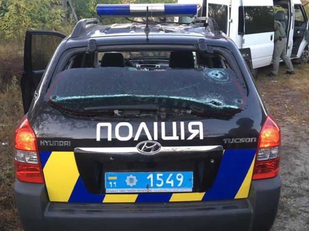 Копы застрелили гражданина Грузии, который во время задержания открыл по ним огонь