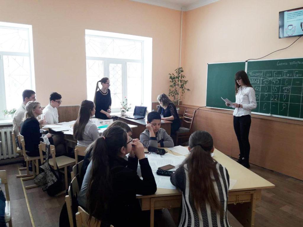 Школьников Мирненской ОТГ посадили на «голодный паек»