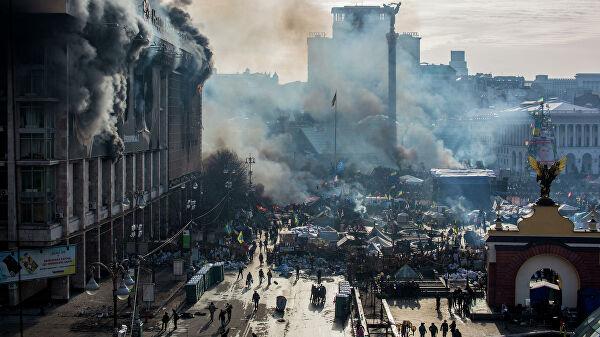 На Украине назвали нищету в стране результатом Майдана