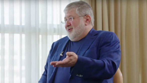 Коломойский призвал восстановить связи между Украиной и Россией