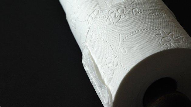 На Украине школьникам запрещают пользоваться туалетной бумагой