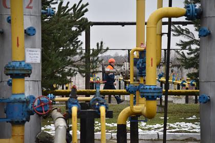 На Украине назвали протокол по газу с Россией поражением США