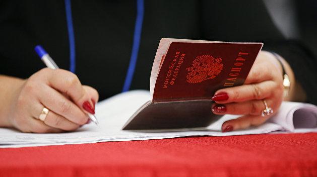 Почти полмиллиона украинцев получили российское гражданство в 2019 году