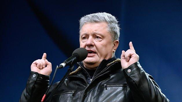 Портнов рассказал, как именно Порошенко благословил конфедерацию Украины и ЛДНР