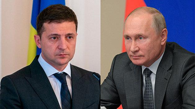 Зеленский завил, что ведет прямой диалог с Путиным ради мира и освобождения пленных