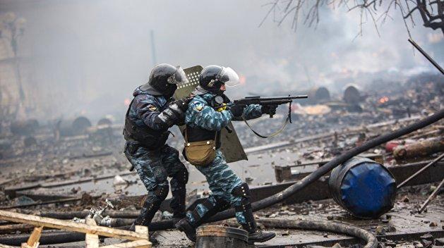 Опубликован полный список пострадавших на Евромайдане силовиков