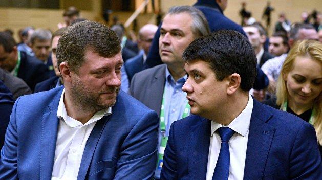 Партия Зеленского обозначила свою позицию по особому статусу Донбасса