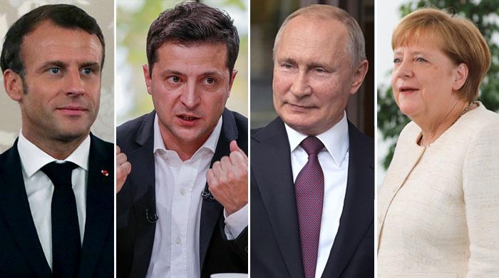 Песков рассказал о планах Москвы до саммита «нормандской четверки» в Берлине
