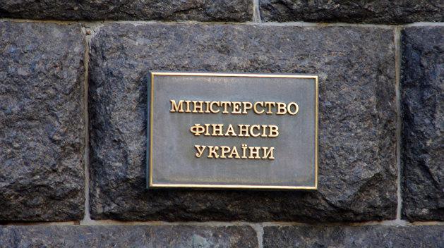 Госдолг Украины сократился в долларах и вырос в гривне