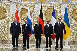 Ермак признал, что Киев не может в одностороннем порядке выйти из Минских соглашений