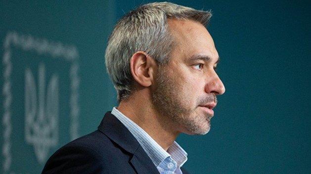Партия Зеленского решила дать шанс генпрокурору Рябошапке