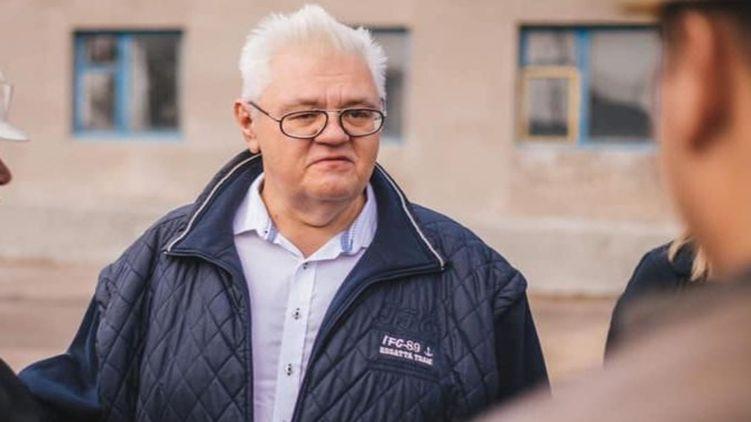 Сивохо уволили с должности советника секретаря СНБО по вопросам реинтеграции Донбасса