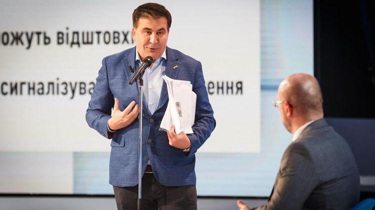 Саакашвили подтвердил получение предложения от Зеленского занять пост вице-премьера по реформам