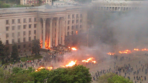 ООН призвала власти Украины наказать виновных в трагедии в Одессе 2 мая 2014 года