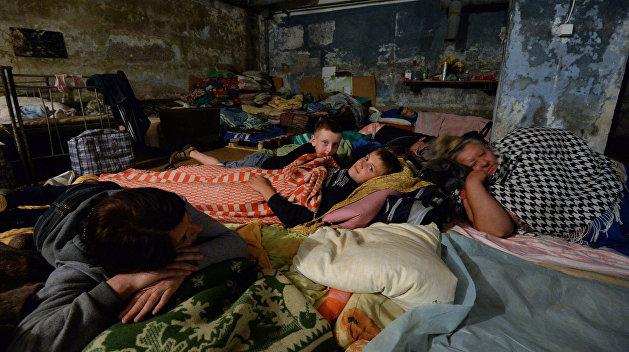 ООН обеспокоена ростом числа раненых детей в Донбассе