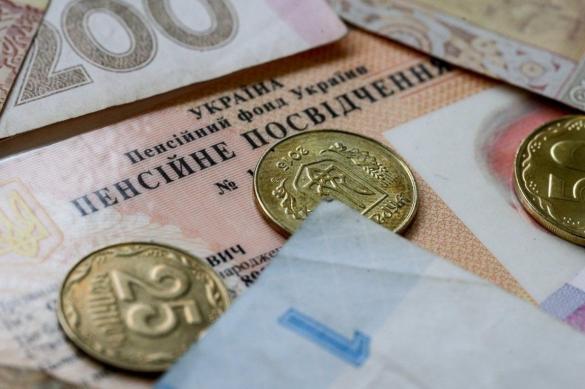 Пенсионная система Украины вот-вот рухнет
