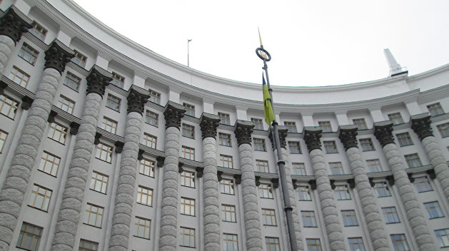 Министры не приходят на заседания: на Украине рассказали об отставке Кабмина Шмыгаля