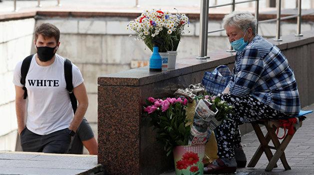 В Киеве могут усилить карантин из-за прироста новых случаев заражения COVID-19