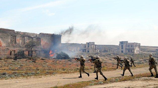 Киев открестился от вербовки украинцев для участия в армяно-азербайджанском конфликте